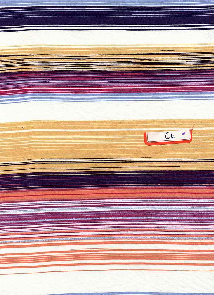D2052-ST50021 / C4 MUSTARD/FUSCHIA