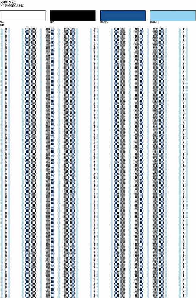 D2052-ST50405 / C10 OFFWHT/BLUE